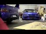 Select Nine The IS Motor Racing Bayside Blue WTAC Evolution