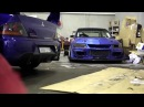 Select Nine — The IS Motor Racing Bayside Blue WTAC Evolution