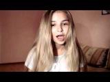 девочка поёт нереально круто! классно поет,шикарный голос  это талант! Весна 5&