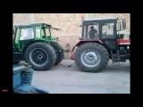 Битва тракторов - Deutz Torpedo 90 vs MTZ Беларус 82, кто кого?