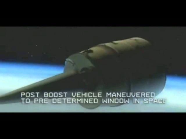 ТОПОЛЬ-М: Ядерный удар по побережью США (Испытательный пуск моноблочной ракеты)