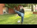 Funny Soccer Football Fails Compilation 2016. Приколы с мячом