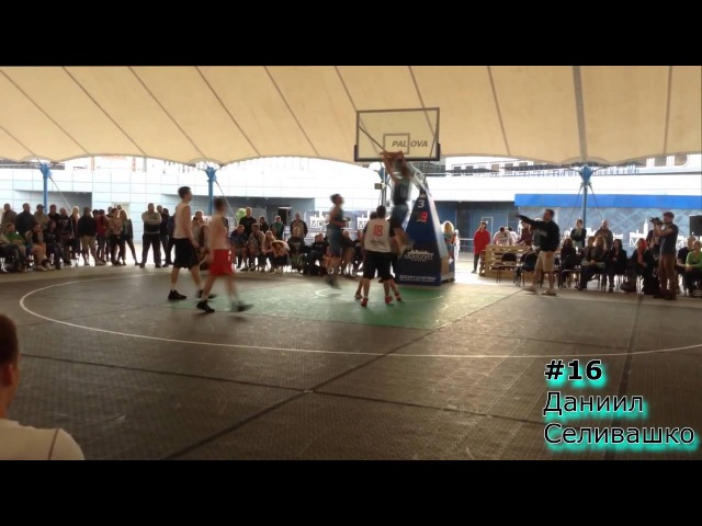 PAS team streetball season 2015 (Final mix , Palova 3x3)