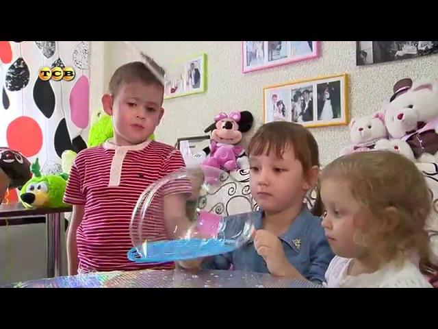 Мыльные пузыри в домашних условиях. Мамина школа. ТСВ