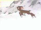 Храбрый оленёнок