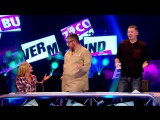 Never Mind the Buzzcocks 28x01 - Gabby Logan, Professor Green, Matt Healy, Roisin Conalty