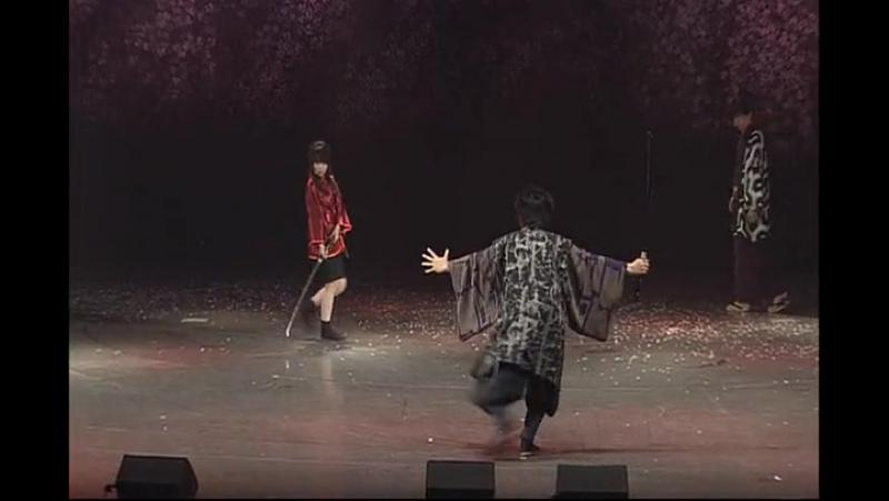 水树奈奈2008舞台剧疾风奈奈参上第一场字幕 高清 Sugita Tomokazu 杉田智和