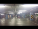 Aveo на ночном паркинге OceanPlaza