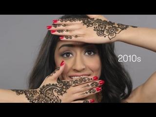 100 лет красоты за 1 минуту - Индия