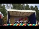 выступление ЭС Выше Радуги, отрывок из проекта Честное пионерское