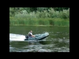 Лодка Bark-BT-310-S, двигатель Parsun-9.8 л.с. _ Boat Bark-BT-310-S, the engine Parsun-9.8 hp