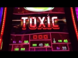 Britney Spears Slot Machine big win toxic