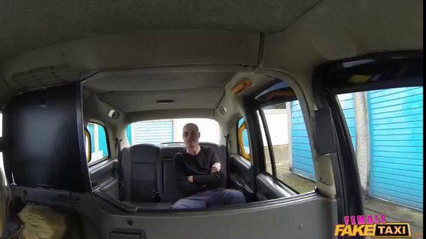 FemaleFakeTaxi – Rebecca M Runner Gets Punished In The Back