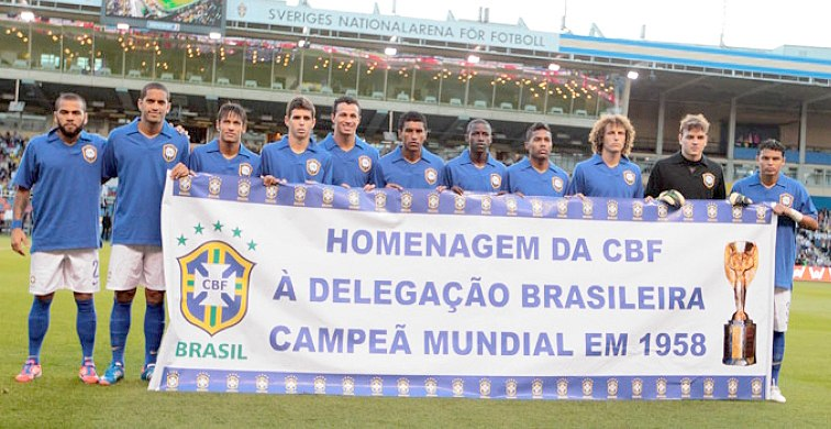 brasil suecia 2012