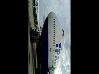 Авиакомпания Трансаэро.