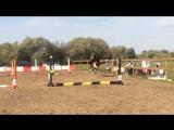 Цветкова Анастия и Грация, конкурная езда, Легенда Осени