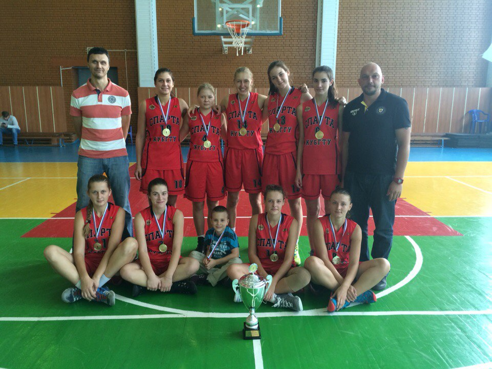 Кубок Краснодарского края по баскетболу среди женских команд