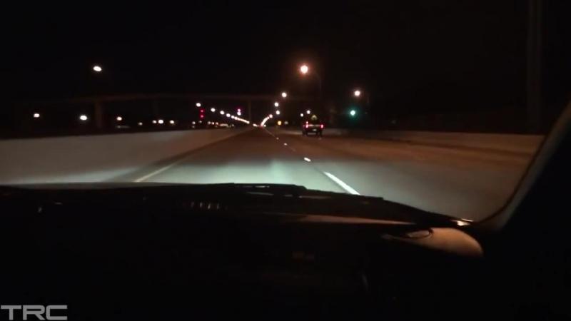 Two 1000 HP Supras battle Texas Streets - TX2K13