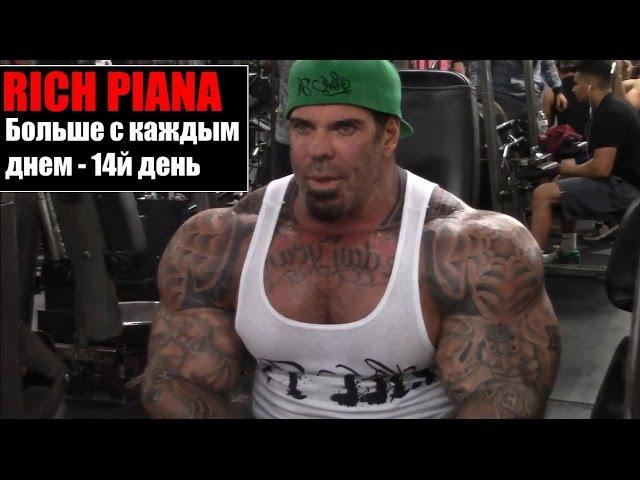 Рич Пиана БОЛЬШЕ С КАЖДЫМ ДНЁМ 14й день RUS Sportfaza