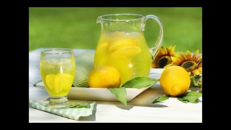 Имбирный лимонад Вкусный и полезный напиток
