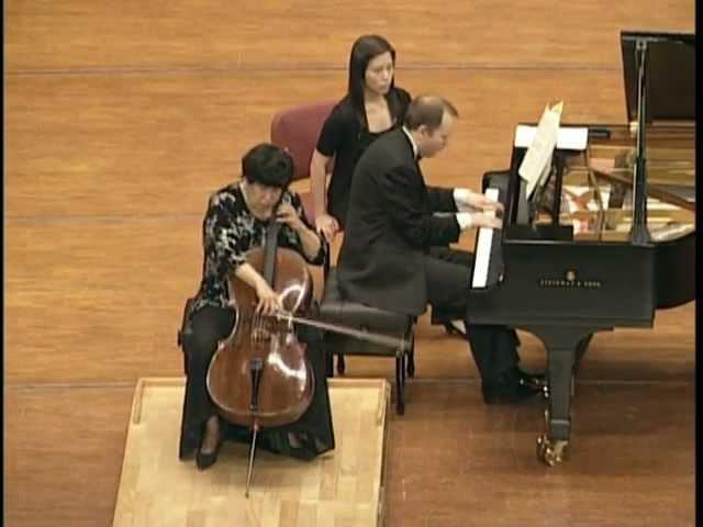 Grieg Cello Sonata Natalia Gutman Viacheslav Poprugin