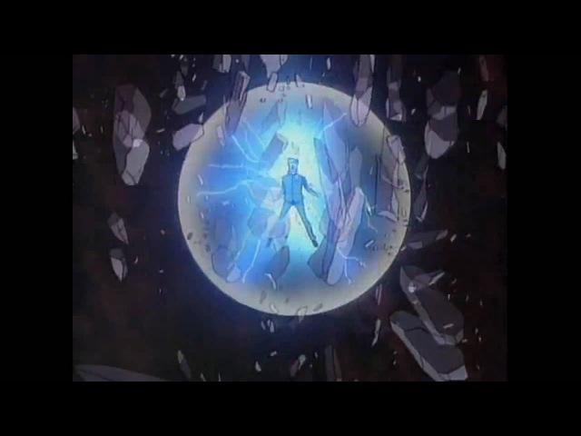 The Guyver OVA Opening (English)