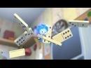 Фиксипелки - Песенки для детей - Барабан Фиксики - познавательные образовательные мультики