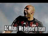 AC Milan | We believe in team | by srdname