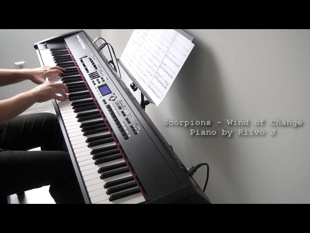 Scorpions - Wind of Change (Piano Cover)