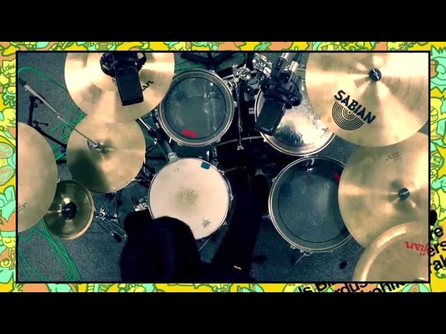 【Full.ver】ジョジョ その血の記憶 ~end of THE WORLD~【Drums Cover】