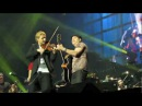 David Garrett Scottish Irish Dance Dortmund 13 04 2012
