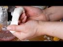 Полимерная глина своими руками рецепт / How to make a polymer clay
