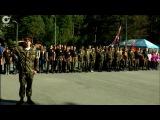 К бою готов! Новосибирские спецназовцы удивили зрителей демонстрацией специальных навыков