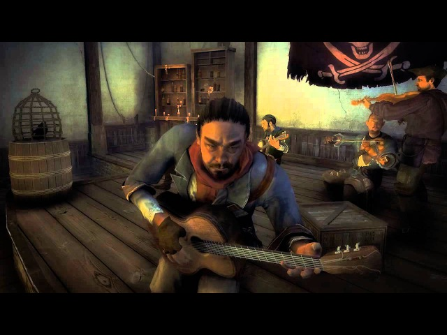 Hangin Willie Pirate Song Raven's Cry OST