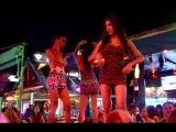 Тайланд - Пхукет - Патогн - Бангла Роуд (Bangla Road) - Развлечения для взрослых.