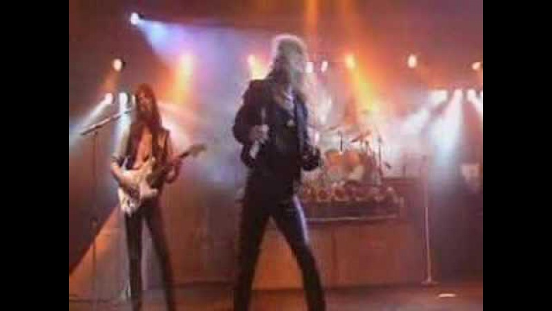 Europe Live In 1986 Time Has Come