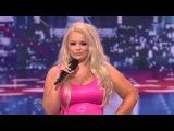 America's Got Untalented - Trish like Fish )