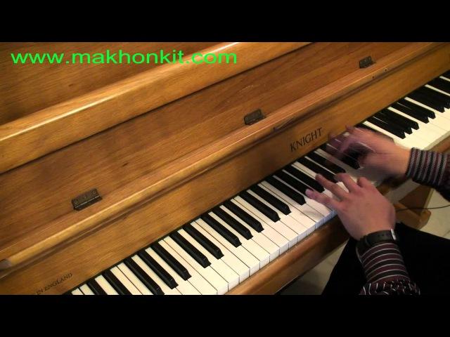 Eminem - Not Afraid Piano by Ray Mak - ReUp