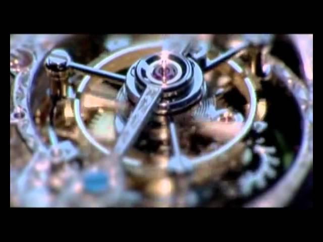 Breguet - шикарная реклама часов