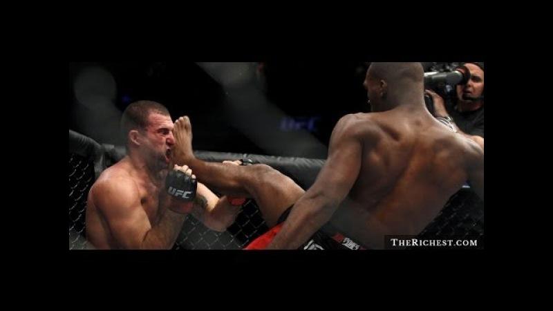 JON '' Bones'' JONES || Highlights/Knockouts