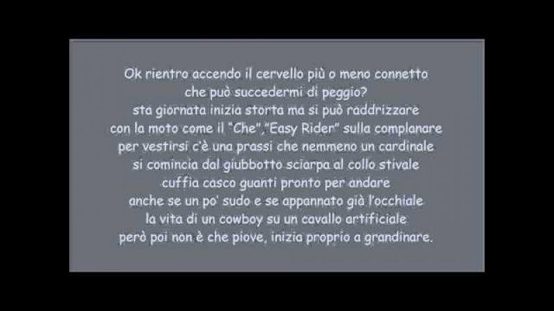 J Ax feat Nina Zilli, Uno di quei giorni,LYRIC