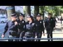 Новая киевская полиция героически борется сбомжами иторговками семечками