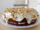 Торт за 10 минут Время для Выпечки (Домашний и Очень Вкусный) | Homemade cake, English Subtitles
