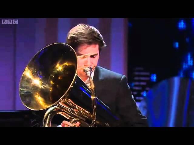 Christopher Dunn Fnugg - BBC Young Musician - 2012 Brass Final