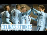 ANOTHER CELINA FREE KICK! | Bersant Celinas Goals