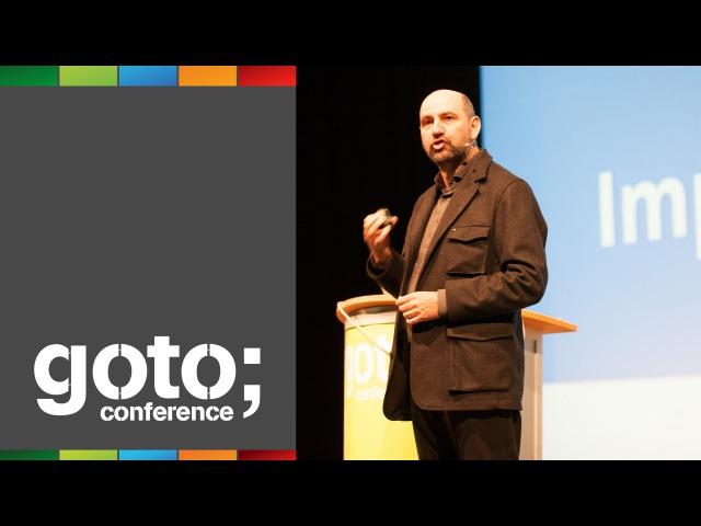 GOTO 2014 • Microservices • Martin Fowler