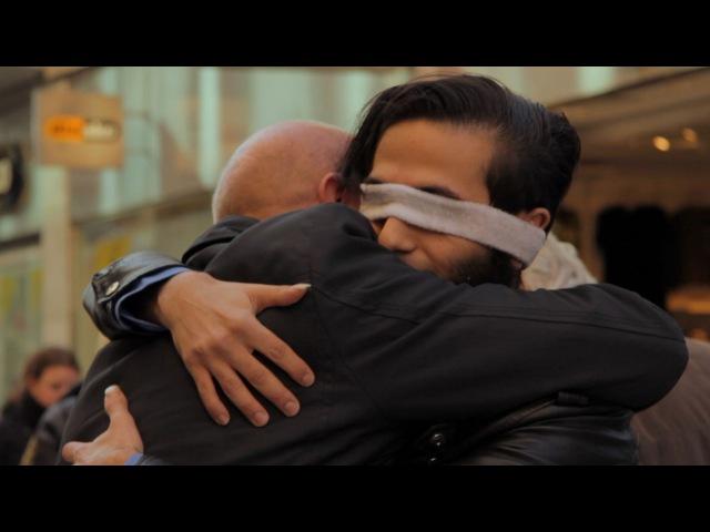 Blind Muslim Trust Experiment - Stockholm