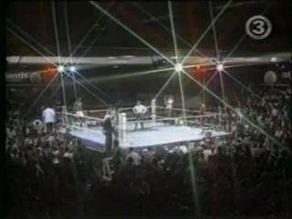 1985-10-25 Robert Colay vs Mike Tyson