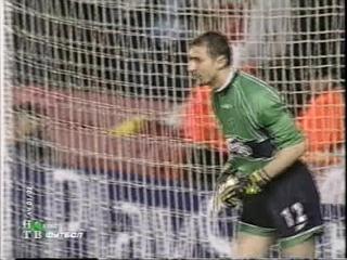 ЛЧ 2001-02. 1-4 финала. Первый матч. Ливерпуль - Байер 1 часть
