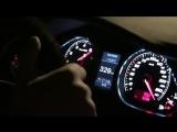 Audi RS6 Evotech vs Yamaha R6 (333 км/ч по Москве) уличная гонка, street racing